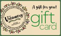 The Vreamery Gift Card