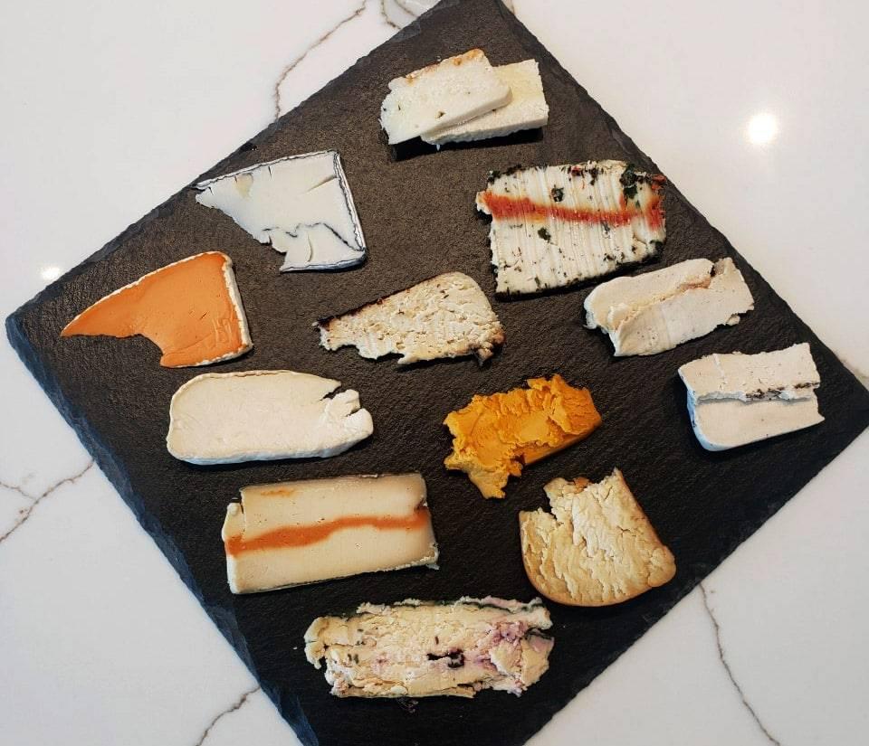 Cheese On Slate
